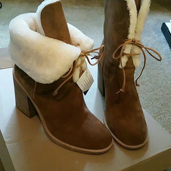759a0e86c49 Ugg Jerene boots NWT